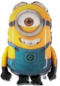 "Балон Миньоните  Стюард - Minions 36""- 91 см."