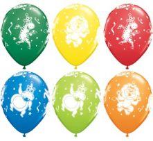 Балон с Животинки на парти 11'' (28см.)