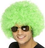 Перука - Парти - зелена
