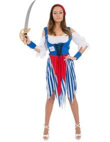 Карнавален костюм Пиратка