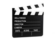Аксесоар за началото на снимки и филм 18х20см.