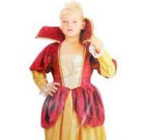 Карнавален костюм - Кралица златиста