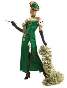 Карнавален костюм - Късметлийка