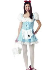Карнавален костюм - Дороти - Магьосникът от Оз