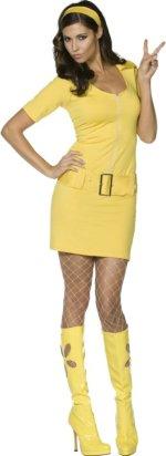 Костюм Модерна рокля 60-те