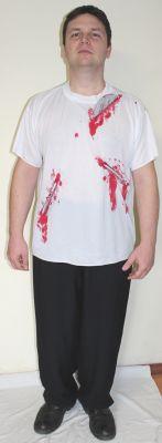 Тениска с дискове