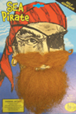 Брада - рижа - Морски капитан