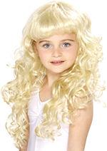 Перука - Принцеса - детска