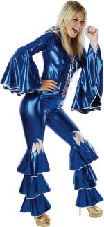 Костюм - Танцуваща ретро Кралица Dancing Queen