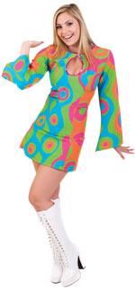 Сюрреалистичен костюм 60-те
