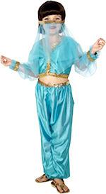 Детски костюм - Арабска принцеса