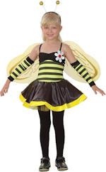 Детски костюм - Пчеличка