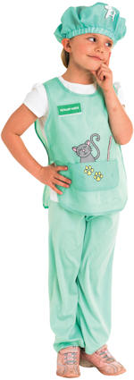 Детски костюм -  Ветеринарен  лекар