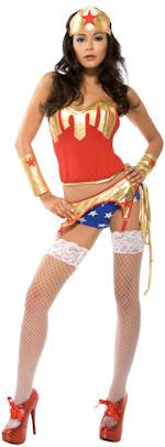 Костюм Супергерой жена