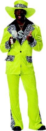 Карнавален костюм Dr Pimp Styles - Сводник