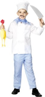 Детски костюм - Готвач