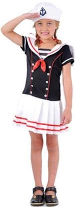 Детски костюм - Морячка