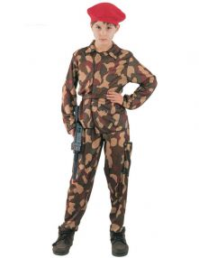 Детски костюм - Пехотинец