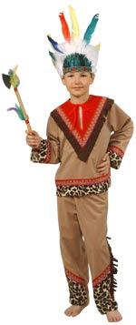 Детски костюм - Индиец