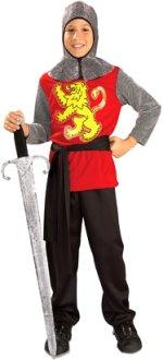 Детски костюм - Средновековен войн/Лорд