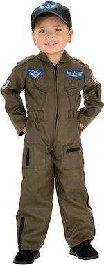 Детски костюм - Пилот