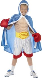 Детски костюм - Роки /боксьор/