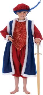 Детски костюм - Крал Хенри