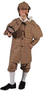 Детски костюм - Шерлок Хоумс