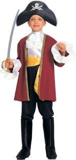 Детски костюм - Капитан Кук