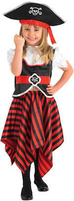 Детски костюм - Пиратка