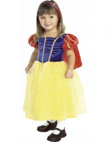 Детски костюм - малка Снежанка