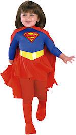 Детски костюм - Supergirl