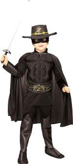 Детски костюм - Зоро / Zorro / Zoro лукс