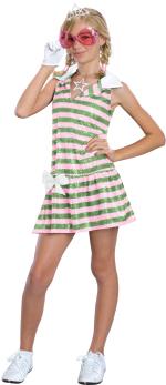 Детски костюм - Голф състезателка