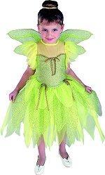 Детски костюм - Тинкърбел - Tinkerbell