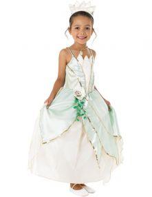 Детски костюм - Принцеса Тиана (Tiana)