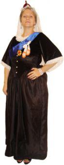 Карнавален костюм - Кралица Виктория