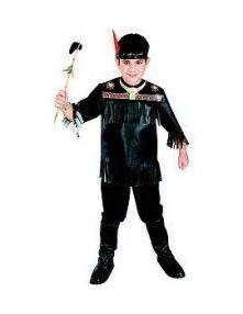 Карнавален костюм Индианец - войн