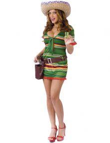 Костюм Секси Сервитьорка на шотове Adult Sexy Shooter Costume