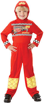 Детски костюм -McQueen - Пилот от Формула 1
