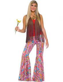 Карнавални диско чарстон панталони