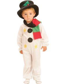 Карнавален костюм Снежен Човек ( Snowman )