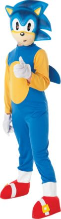 Детски костюм - Sonic the Hedgehog