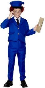 Детски костюм - Пощальон