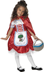 Детски костюм - Червената шапчища