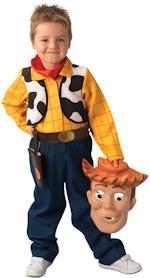 Детки костюм - Woody