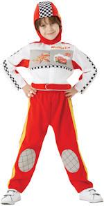 Детски костюм - Пилот от Ф 1