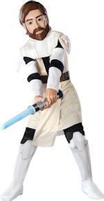 Детски костюм - Оби Лан Кеноби - Между звезни войни / Star Wars/