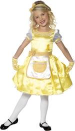 Детски костюм - Goldilocks/Златното момиче