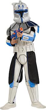 Детски костюм - Трупер командир 'Rex' -Между звезни войни / Star Wars /